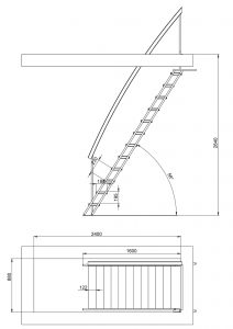 Zstep stairs ECO